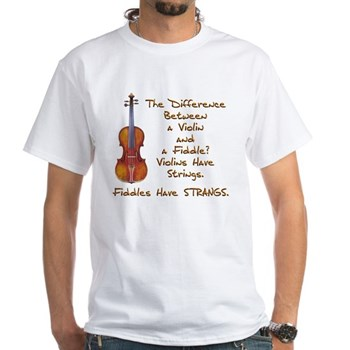 Violin - Fiddle Shirt