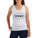 Woof Paws Women's Tank Top