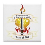 Joan of Arc: Not Afraid