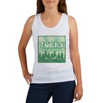 Twilight Forks Women's Tank Top