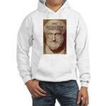 Greek Philosophers: Aristotle Hooded Sweatshirt
