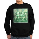 Twilight Forks Sweatshirt (dark)