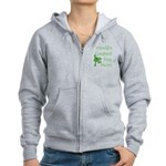Greatest Stepmom Women's Zip Hoodie