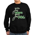 Future Frog Sweatshirt (dark)