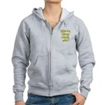 Lazy Stamina Potion Women's Zip Hoodie
