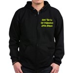 Bully Playground Zip Hoodie (dark)