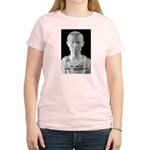 Great Roman: Julius Caesar Women's Pink T-Shirt