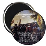 "Christopher Columbus 2.25"" Magnet (100 pack)"