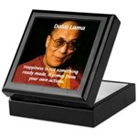 The Dalai Lama Keepsake Box