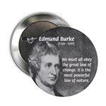 "Edmund Burke 2.25"" Button (100 pack)"