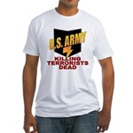 U.S. Army Killing Terrorists Fitted T-Shirt