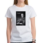 Simone De Beauvoir Women's T-Shirt