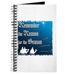 """Remember the Reason"" Journal"