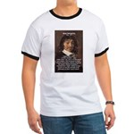 Philosopher Rene Descartes Ringer T