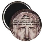"Stoic Philosophy: Zeno 2.25"" Magnet (10 pack)"