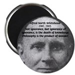 Philosopher: Alfred Whitehead Magnet