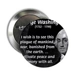 "President George Washington 2.25"" Button (10 pack)"