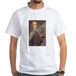 French Philosopher: Voltaire White T-Shirt