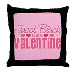 Jacob Twilight Valentine Throw Pillow