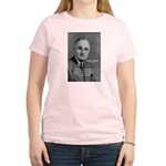 President Harry Truman Women's Pink T-Shirt