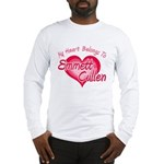 Emmett Cullen Heart Long Sleeve T-Shirt