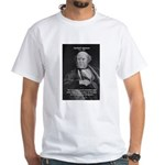 Herbert Spencer White T-Shirt