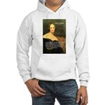 Writer Mary Shelley Hooded Sweatshirt