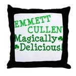 Emmett Magically Delicious Throw Pillow
