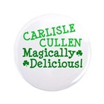 Carlisle Magically Delicious 3.5&quot; Button (100 pack