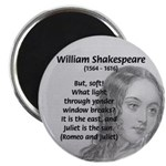 Tragic Love: Romeo and Juliet Magnet