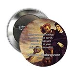 """Tragedy of Hamlet 2.25"""" Button (10 pack)"""