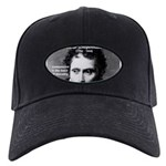 Arthur Schopenhauer Truth Black Cap