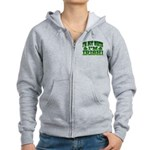 I'm Not White I'm Irish Women's Zip Hoodie