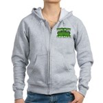 Bring on the Snakes Women's Zip Hoodie