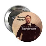 "Theodore Roosevelt 2.25"" Button (100 pack)"