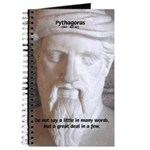 Greek Mathematician Pythagoras Journal