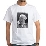 Philosophy Karl Popper White T-Shirt
