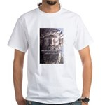 Dialogues of Plato Poet in Love White T-Shirt