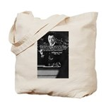 Wolfgang Pauli: Principles in Physics Tote Bag