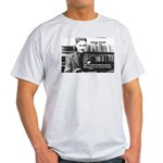 George Orwell: Language Thought Ash Grey T-Shirt