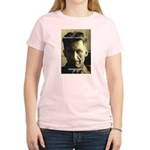 Orwell Big Brother 1984 Women's Pink T-Shirt