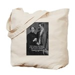 Nietzsche Love Madness Reason Tote Bag