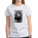 Vanity God and Nietzsche Women's T-Shirt