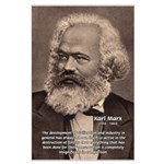 Civilization and Marx Large Poster