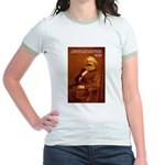 Power of Change Karl Marx Jr. Ringer T-Shirt