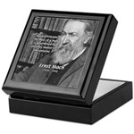 Cosmology: Mach's Principle Keepsake Box
