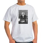 Nobel Prize Physics Lorentz Ash Grey T-Shirt