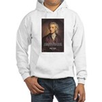 John Locke: Law of Love Hooded Sweatshirt