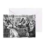 God Unity of All: Leibniz Greeting Cards (Package