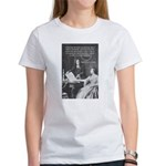 Leibniz Origins of Calculus Women's T-Shirt